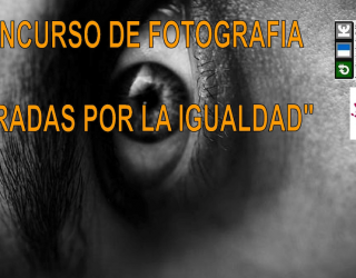 """Concurso de fotografía """"Miradas por la igualdad"""""""