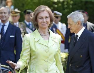 Cambio de fechas en la visita de la Reina Sofía