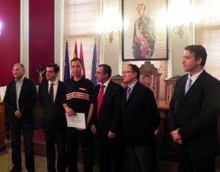 Entrega de diplomas a los voluntarios del Curso de Formación de Protección Ciudadana