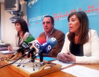 Presentación del Comité del PP para la campaña de las Elecciones Europeas