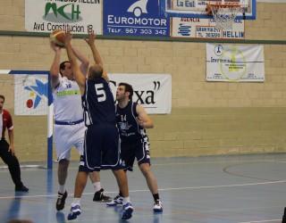 Triunfo decisivo en Albacete