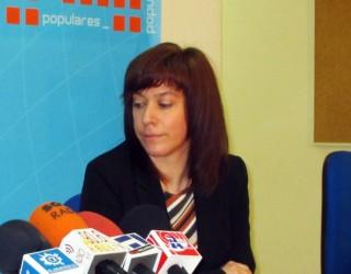 Comunicado de prensa de Irene Moreno