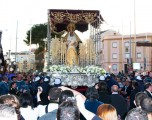 Actos de la Semana Santa de Hellín para Jueves Santo