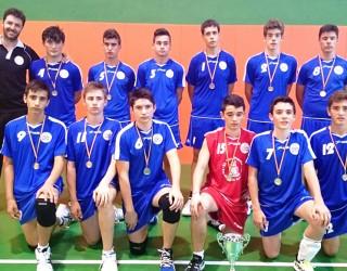 Campeonato de España Voleibol-Almería 2014