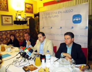 Francisco Núñez despidió la campaña insistiendo sobre la importancia de Europa