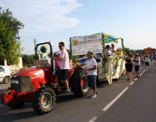 Comienzan las Fiestas de Isso en honor a Santiago Apóstol