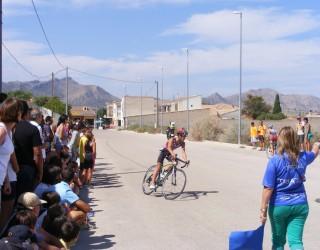 El triatlon de promoción Valle de Agramón se consolida como una de las mejores pruebas deportivas, en su modalidad,  de Castilla-La Mancha