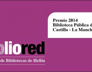 La Red de Bibiotecas Públicas de Hellín  galardonada