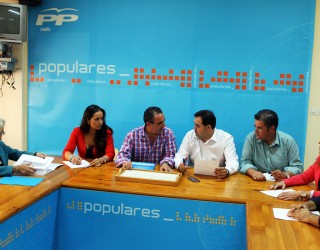 Francisco Núñez resalta los importantes logros del PP de Hellín en vísperas de la asamblea de afiliados del próximo viernes, día 7