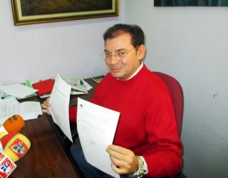 Alberto Garzón llevará a cabo su encuentro con los trabajadores en los locales de CC.OO