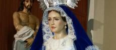 La Hermandad de la Virgen de la Alegría desfilará el Domingo de Ramos