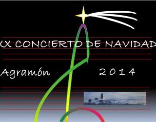 XX Concierto de Navidad de Agramón
