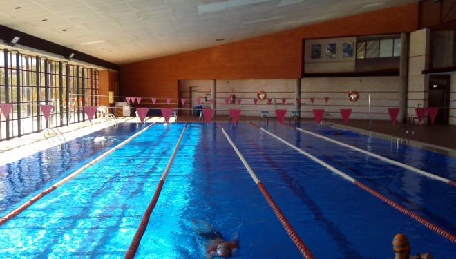 Cuarta fase del Campeonato Provincial de Natación de Deporte en Edad Escolar