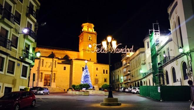 La iluminación navideña se iniciará el próximo día 5 de diciembre