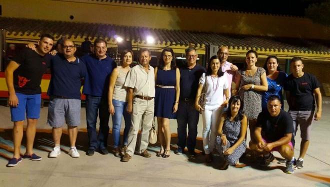 Nava de Campaña y el barrio San Rafael en plenas fiestas