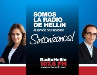 Radio Hellín Municipal premiada por la Junta de Castilla-La Mancha