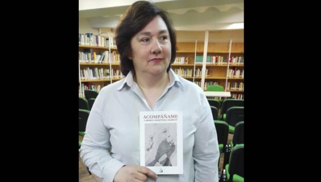"""""""Acompáñame"""", el libro de Carmen Martínez Maricó llega a su cuarta edición"""