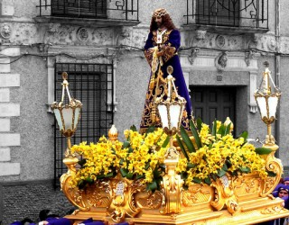 Exposición de fotografias de la  Archicofradía Nuestro Padre Jesús de Medinaceli