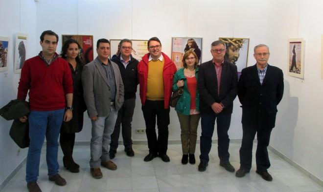 Inauguracion del la exposición del concurso fotografías sobre Jesús de Medinaceli / EFDH.