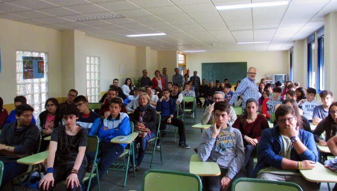 2114 alumnos ESO, Bachillerato, FP y Ciclos Formativos de Grado Medio y Superior se incorporaron a las clases