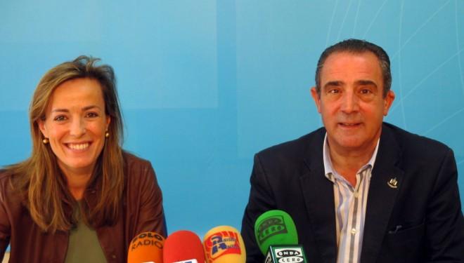 Carmen Navarro asegura que el PP no está dispuesto a que se repita lo ocurrido en las pasadas elecciones