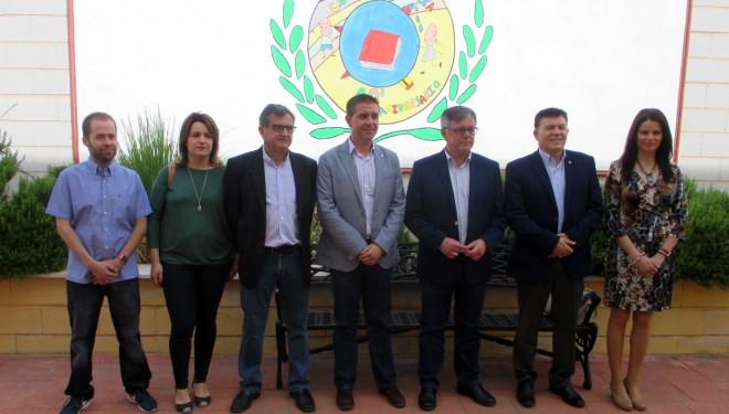Décimo aniversario de la inauguración del Colegio La Olivarera