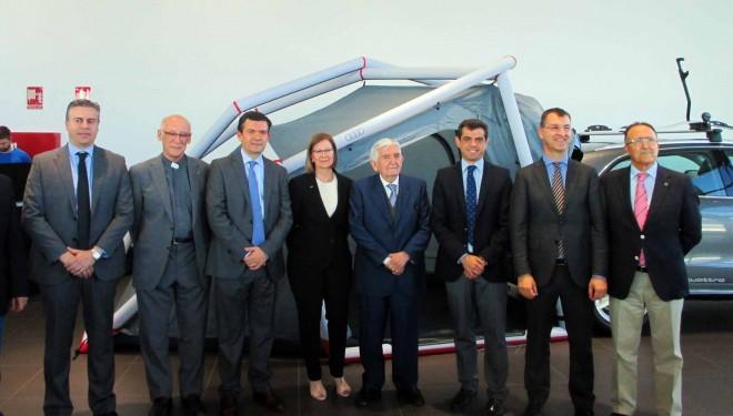Inauguradas las nuevas instalaciones de AUDI en el Polígono Campollano