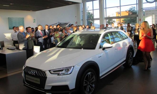 Nuevo Audi A4 / EFDH.