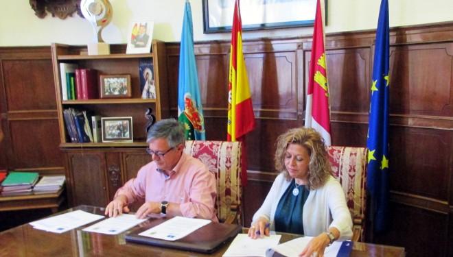 Firmado un convenio de colaboración para desarrollar prestaciones en beneficio de la comunidad por menores infractores