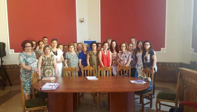 El Consejo Local de la Mujer se pone al día