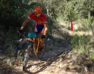 Despedida de la temporada de Mountain  Bike en el Circuito de la Laguna de los Patos