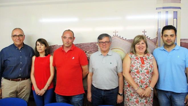 Asprona firma un convenio de colaboración con el Ayuntamiento de Hellín