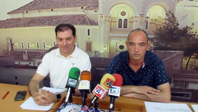 Turno para llevar a cabo la valoración anual de Juan A. Andújar y Javier Morcillo