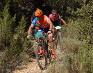 """""""Paquitín"""" séptimo en el Nacional de Mountain Bike, en la categoría Master 50"""