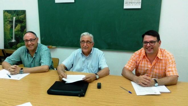 Presentación de la Asociación Cultural Arciprestazgo Campos de Hellín