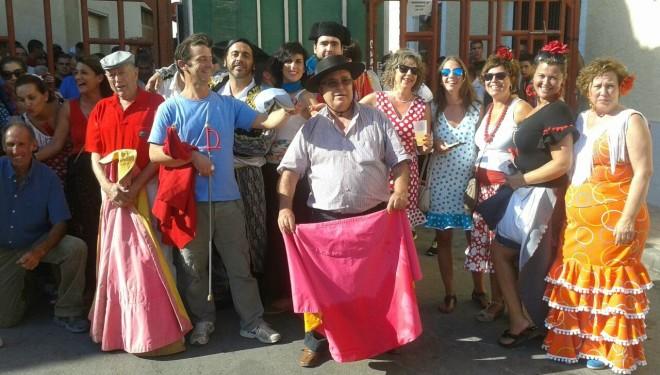 Fiestas patronales  de Agramón