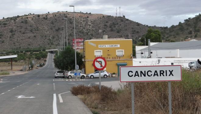 Fiestas patronales en la pedanía de Cancarix