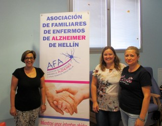 Semana de la Asociación de Familiares y Enfermos de Alzhéimer (AFA)