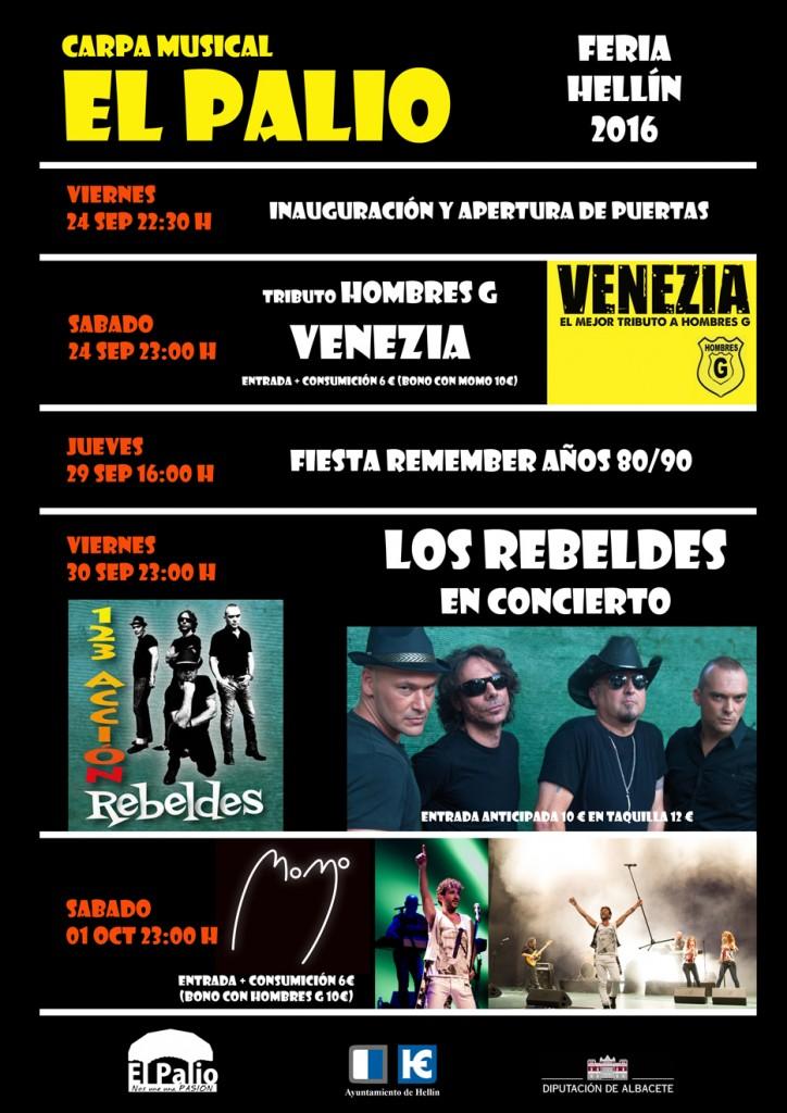 cartel palio 2016
