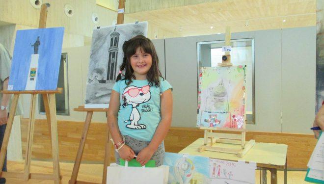 Exposición de obras y entrega de premios del Concurso de Pintura Rápida
