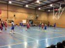 El arbitraje decisivo en la derrota del AD Baloncesto Hellín ante el UCA de Albacete