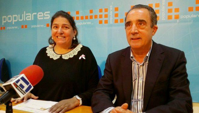 Cesárea Arnedo critica la actual situación del Hospital Comarcal de Hellín