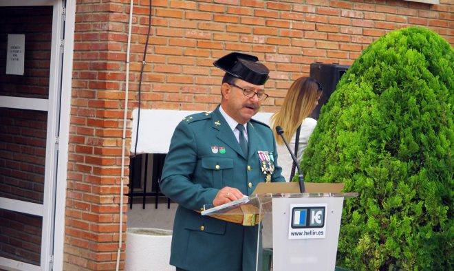 Actos en honor de la Patrona de la Guardia Civil / EFDH.