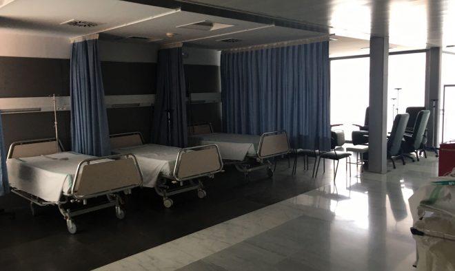 Planta 2ª del Hospital