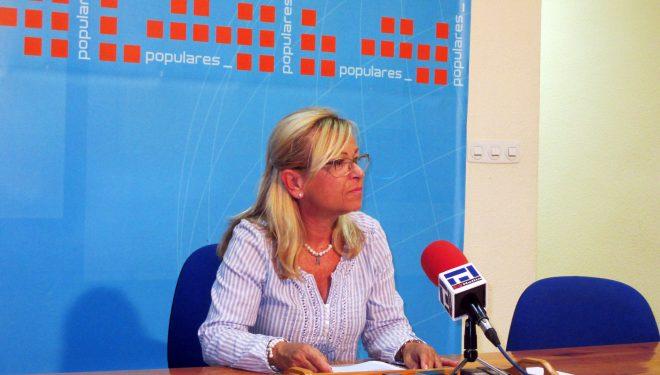 Juani Sorio critica la postura de Beatriz Jiménez en el asunto del cierre de la escuela infantil de Isso