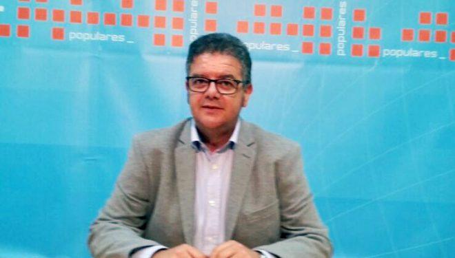 Moreno Moya califica de lamentable el discurso de García Page en la apertura del Debate sobre el Estado de la Región