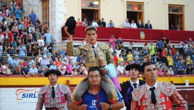 Diego Carretero indiscutible triunfador de la Feria de Algemesí