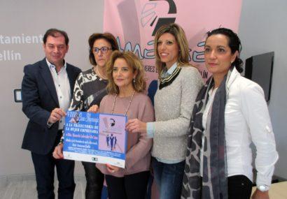 Manuela Labrador elegida Mujer Empresaria del año por AMEDHE
