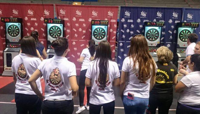 Los hellineros a la conquista del Campeonato de España de Dardos Electrónicos
