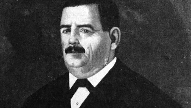 El monumento funerario de José Precioso Roche